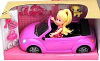 Машина Барби с питомцем 63016В