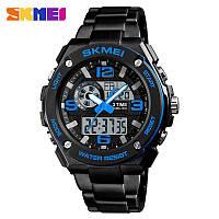 Мужские спортивные часы SKMEI 1333 синие, фото 1