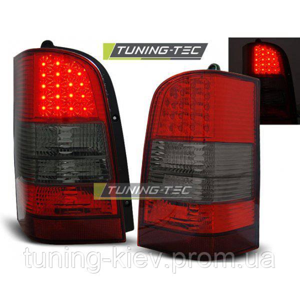 Задние фонари MERCEDES VITO V-KLASA W638 96-03 RED SMOKE LED