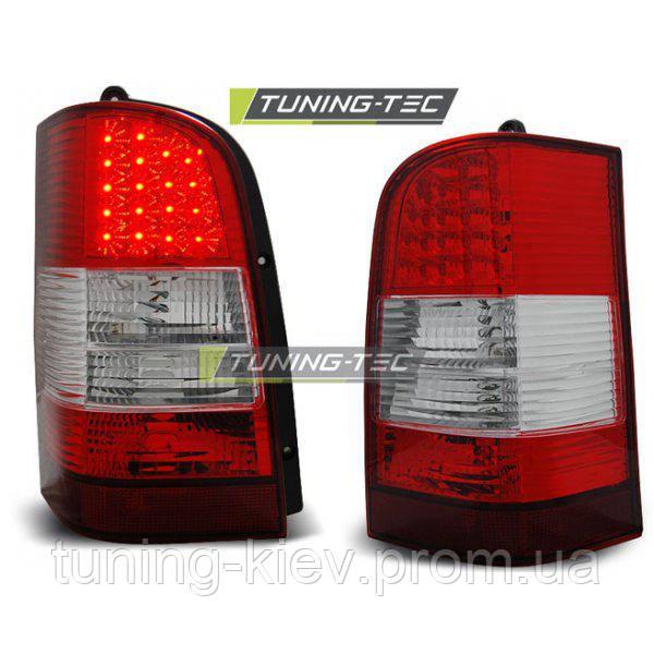 Задние фонари MERCEDES VITO V-KLASA W638 96-03 RED WHITE LED