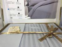 Однотонное сатиновое постельное белье, серый цвет, By Ido, Турция