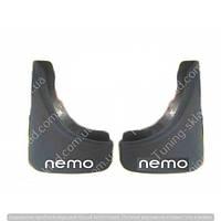 Передние брызговики Citroen NEMO 2008- (комплект передних брызговиков Ситроен Немо)