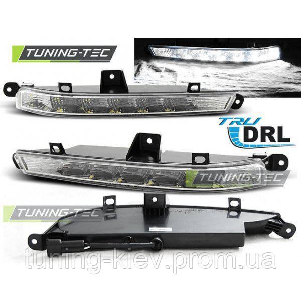 DRL ходовые огни MERCEDES W221 бампер AMG