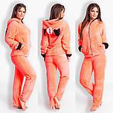 Домашний костюм пижамка ушками Минни мауса, фото 3