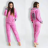 Домашний костюм пижамка ушками Минни мауса, фото 4