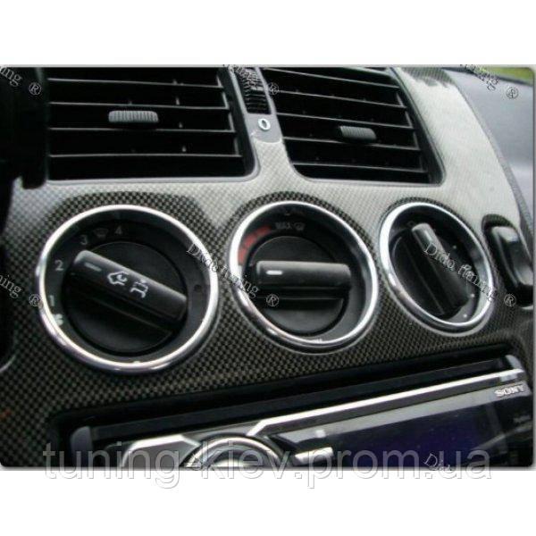 Кольца на ручки печки Mercedes Vito W638 / Sprinter