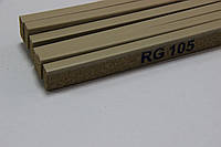 Пробковый компенсатор (порожек), 10мм, RG-105 Бежевый