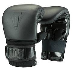 Снарядні рукавички TITLE BLACK Pro Bag Gloves