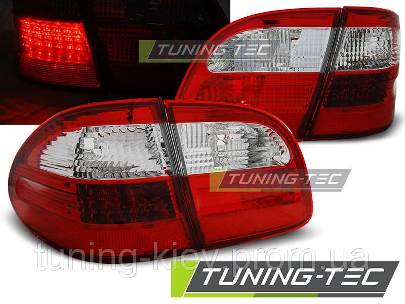 Задние фонари MERCEDES W211 WAGON E-KLASA 02-06 RED WHITE LED