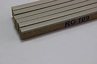 Пробковый компенсатор (порожек), 7мм, RG-109 Светло-серый, фото 1