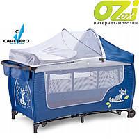 Детская кровать манеж Caretero Grande Plus, фото 1