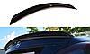 Накладка на спойлер Mercedes CLS C218/W218, фото 3