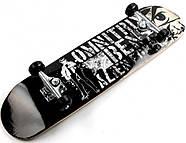 """Скейтборд деревянный """"Alien Force"""" алюминиевая подвеска, фото 2"""