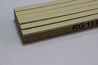 Пробковый компенсатор (порожек), 7мм, RG-111 Светлый ясень