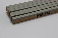 Пробковый компенсатор (порожек), 10мм, RG-112 Серый