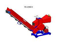 Подрібнювач гілок PG-120ВD-К, измельчитель ветокPG-120ВD-К. купити подрібнювач гілок, измельчитель древесини