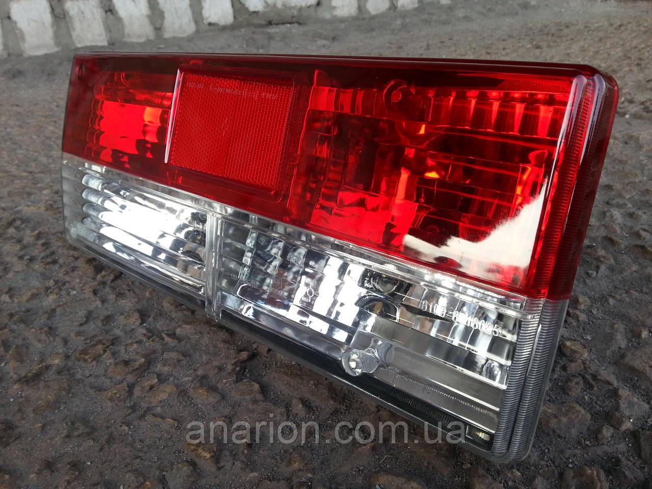 Задние фары на ВАЗ 2105 с платой (Хрусталь №4)