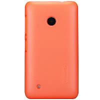 Nillkin Чехол Nillkin Nokia 530 - Super Frosted Shield orange