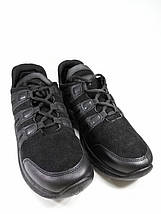Женские кроссовки черного цвета gb-8002, фото 3