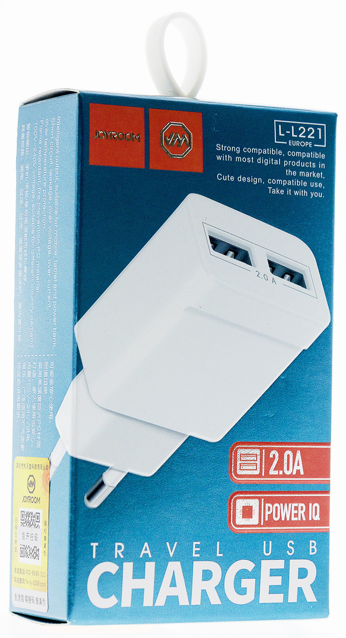"CЗУ micro USB ""Joyroom"" 2.1A"