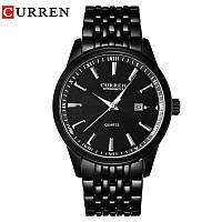 Часы наручные мужские CURREN BlackMetal M155