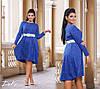 ДР1547  Платье свободного кроя (размеры 50-56), фото 2
