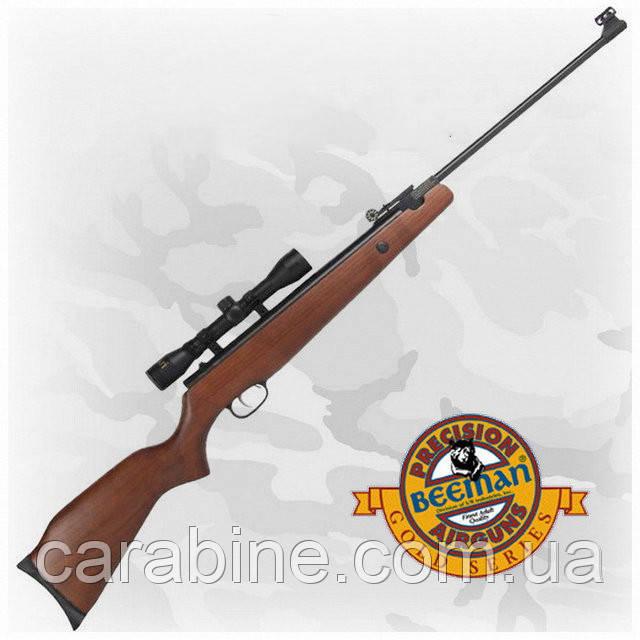 Пневматическая винтовка Beeman Teton с оптическим прицелом 4х32