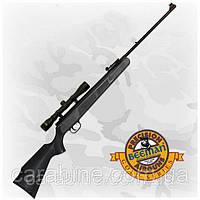 Пневматическая винтовка Beeman Wolverine с оптикой 4Х32 в комплекте, фото 1