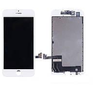 LCD Дисплей+сенсор  iPhone 7 Plus белый оригинал (Китай)