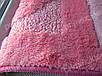 """Коврик для ванной комнаты розовый """"Узор"""". Коврик для ванной, фото 6"""