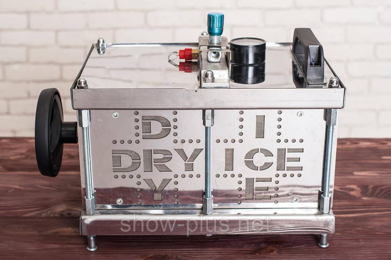 SHOWplus Ice Box Plus - производство сухого льда в «домашних условиях»
