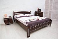 Кровать полуторная Милана Люкс с фрезеровкой120*190/200, фото 1