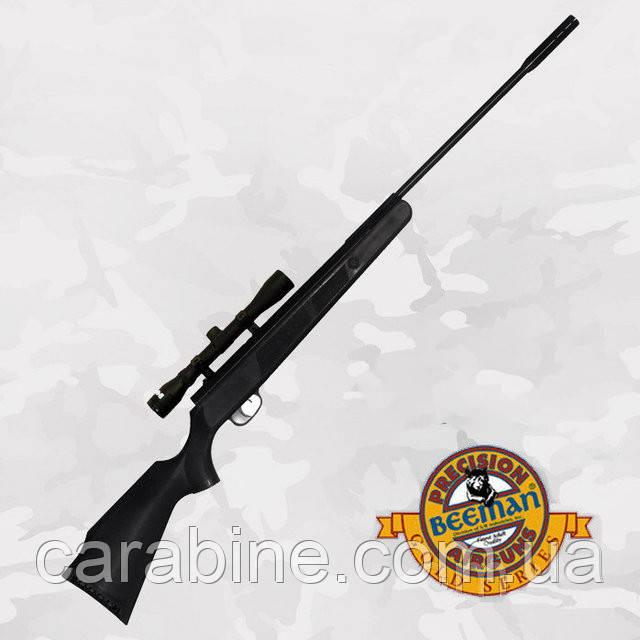 Пневматическая винтовка Beeman KodiakGas Ram с газовой пружиной и ОП 4х32