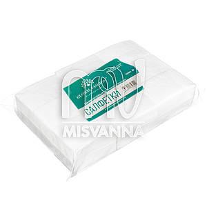 Безворсовые салфетки Global Fashion 6х5 см, 1000 шт плотные