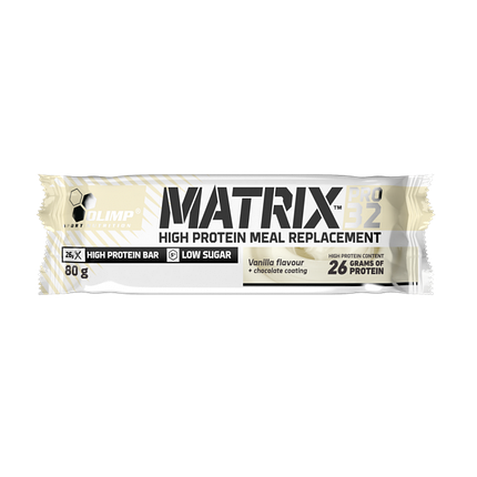 Протеїновий батончик Olimp Labs Matrix Pro 32 80 g, фото 2