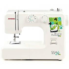 Швейна машина Janome Sewing Dream 550