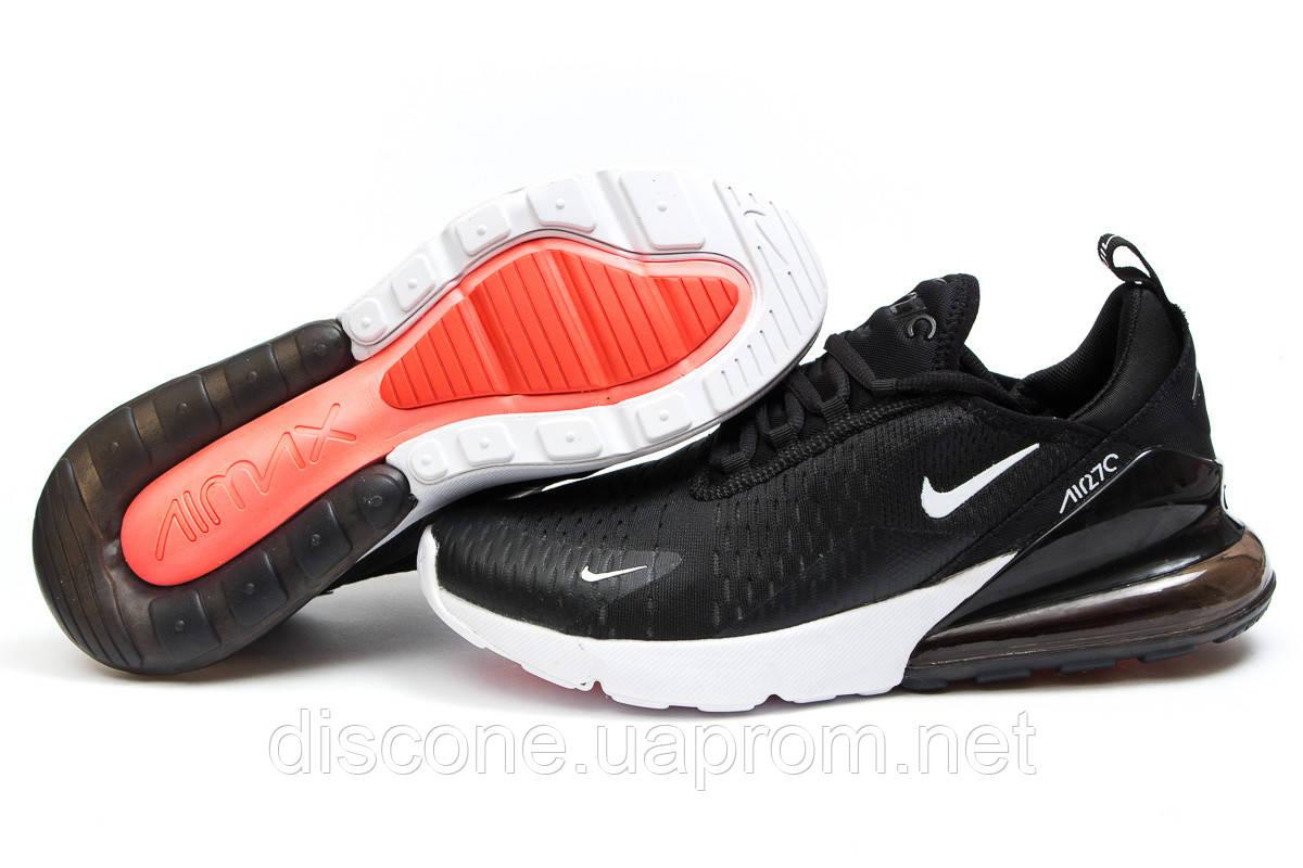 Кроссовки мужские 14532 ► Nike Air 270, черные ✅SALE! 40% ► [ 42 43 ]