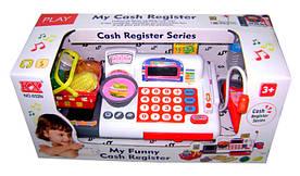 Кассовый аппарат с весами детский игровой набор 032N