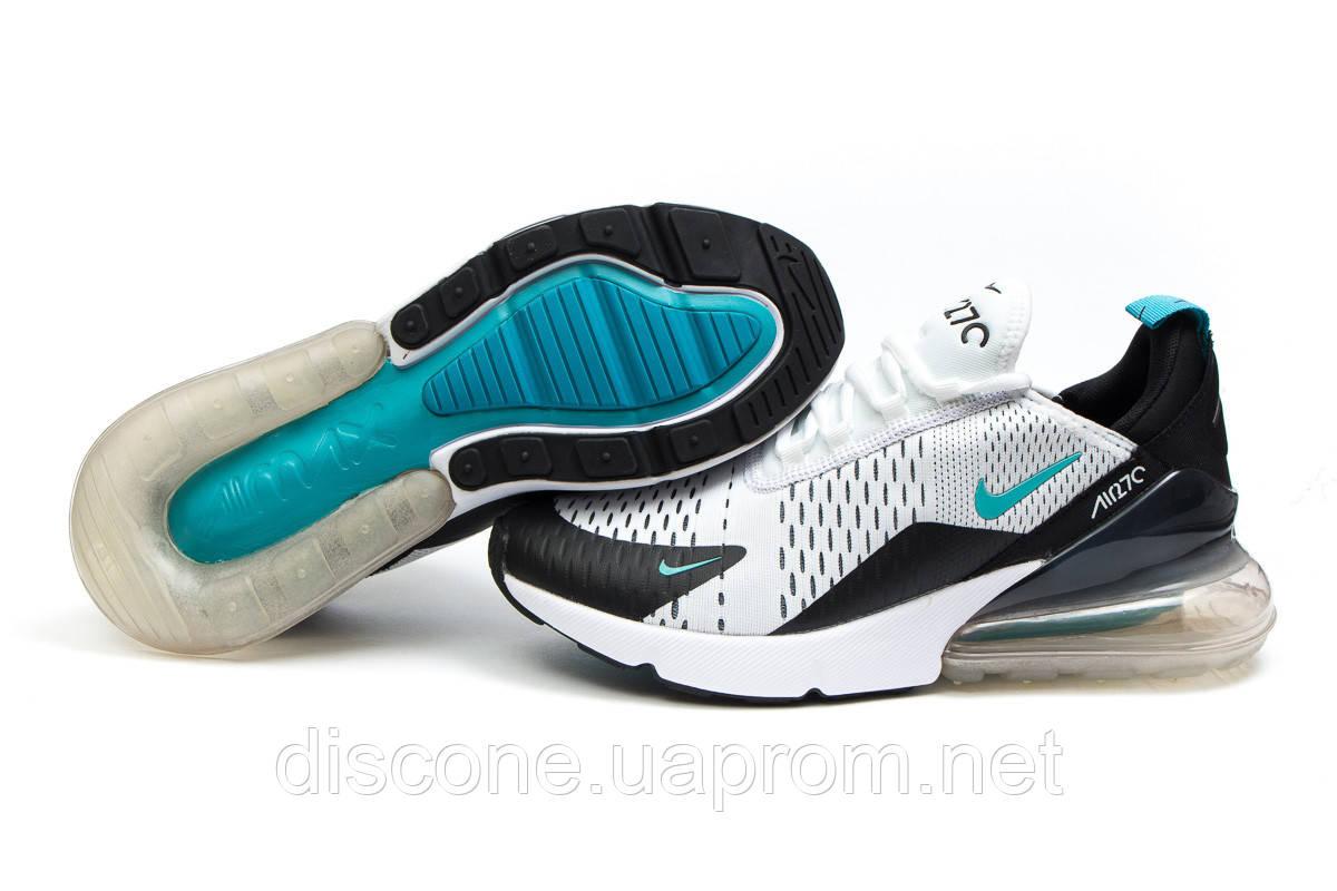 Кроссовки мужские ► Nike Air 270,  белые (Код: 14535) ►(нет на складе) П Р О Д А Н О!