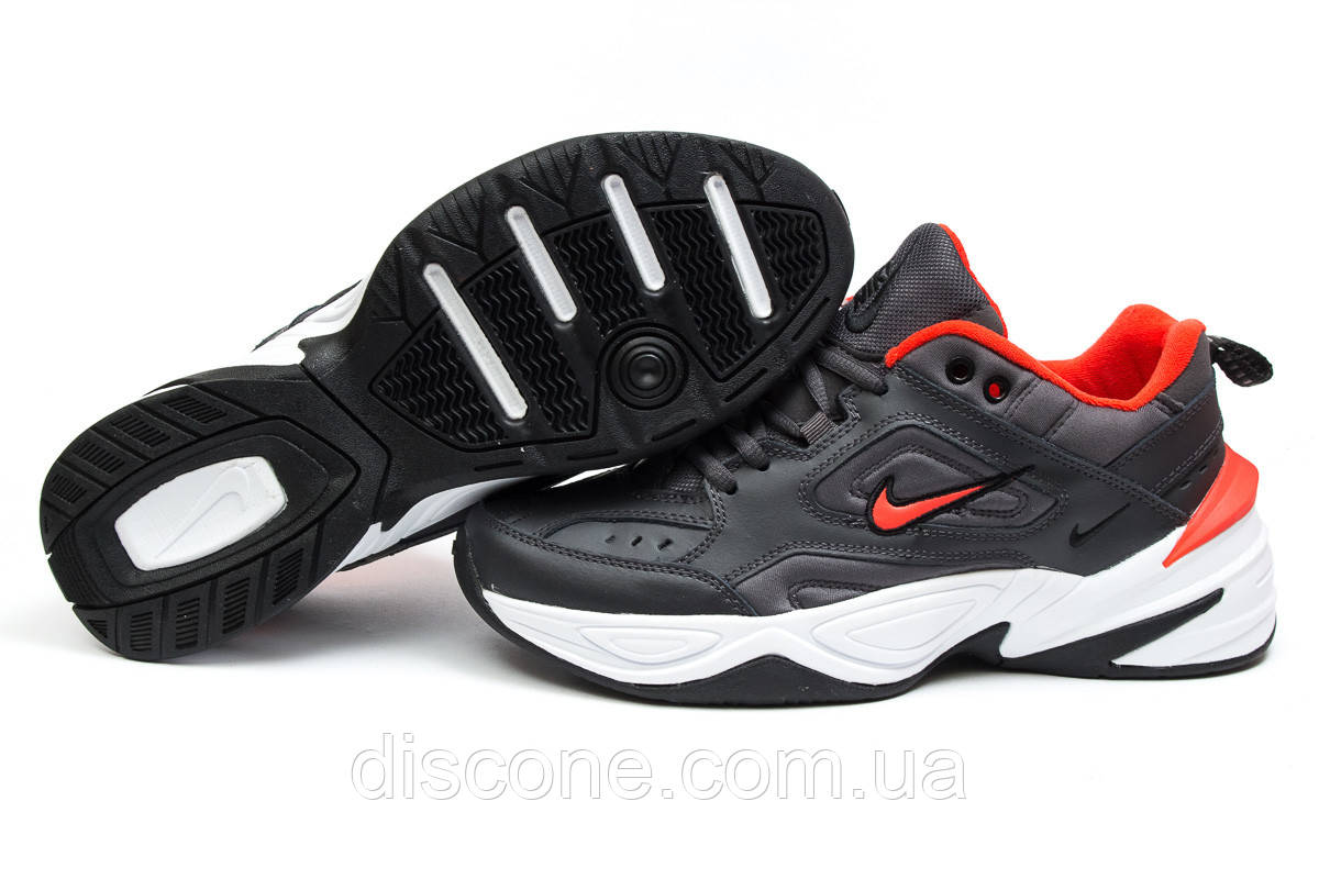 Кроссовки мужские ► Nike M2K Tekno,  серые (Код: 14594) ►(нет на складе) П Р О Д А Н О!