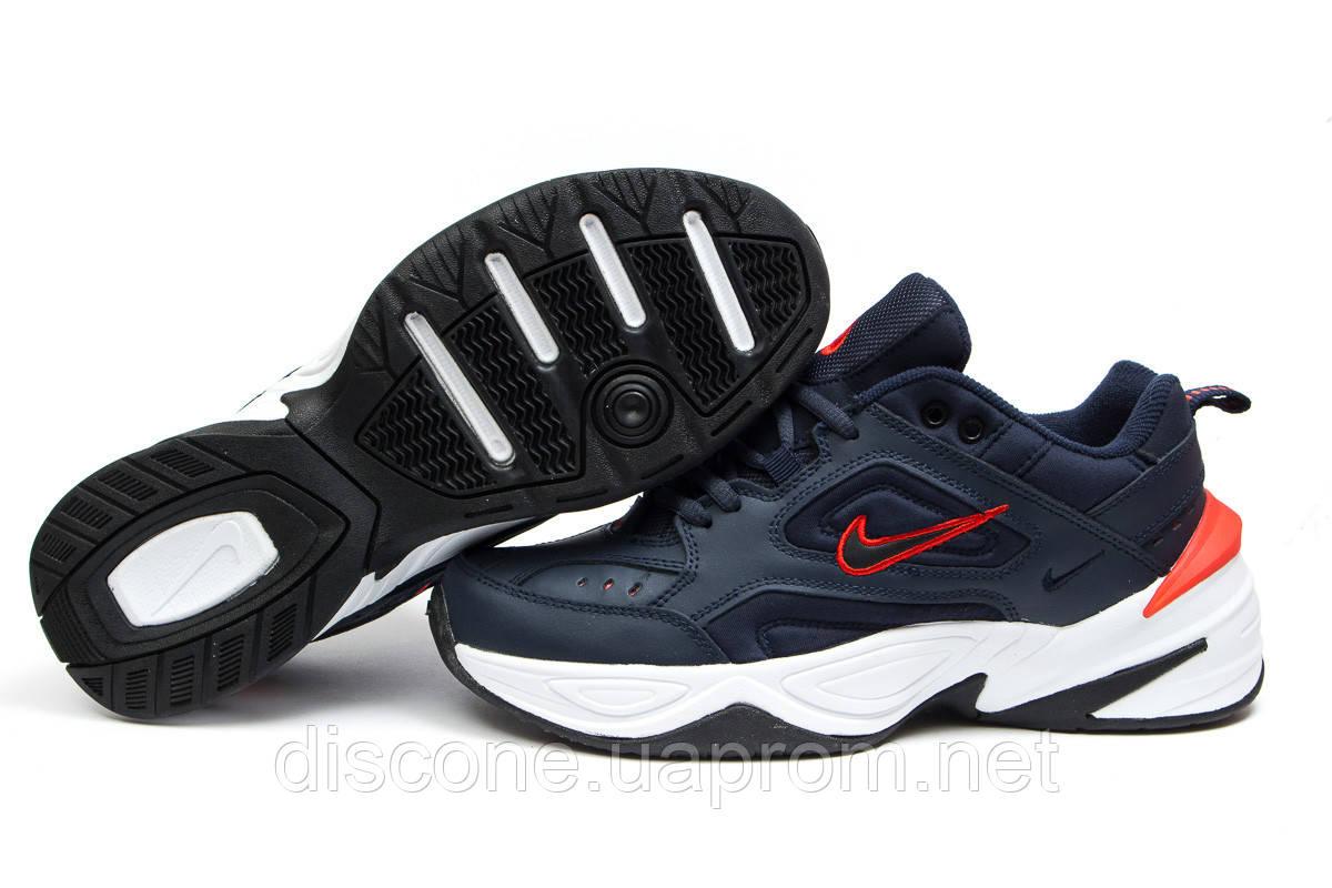 Кроссовки мужские ► Nike M2K Tekno,  темно-синие (Код: 14597) ► [  41 (последняя пара)  ] ✅Скидка 29%