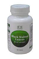 Листья черного ореха Black Walnut Leaves противопаразитарный препарат  №100