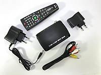 Цифровой телевизионный DVB-T2 ресивер BBK SMP002HDT2 черный, фото 1