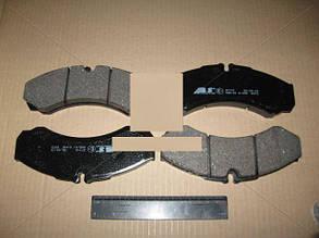 Колодка тормозная IVECO DAILY передняя/задняя ABS 37113