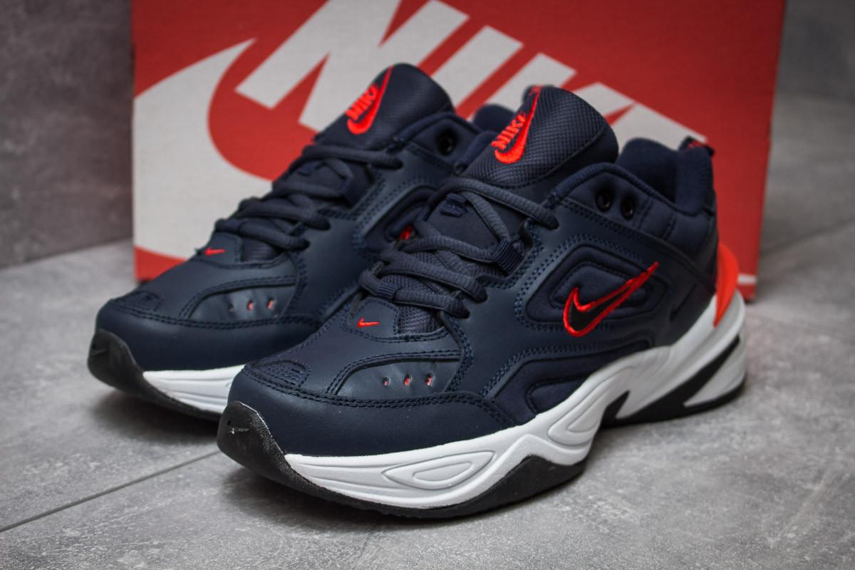 Кроссовки мужские 14597, Nike M2K Tekno, темно-синие ( 41  )