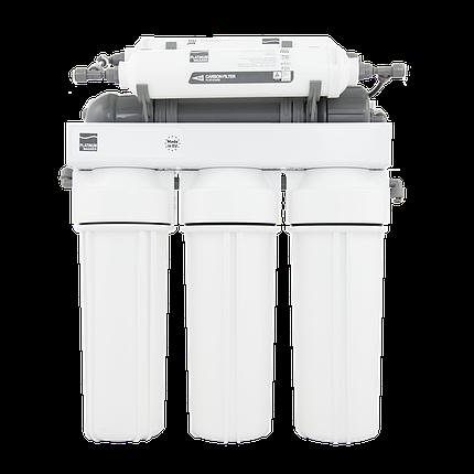 Фильтр обратного осмоса RO6Р PLAT-F-ULTRA6В с насосом Platinum Wasser, Германия, фото 2