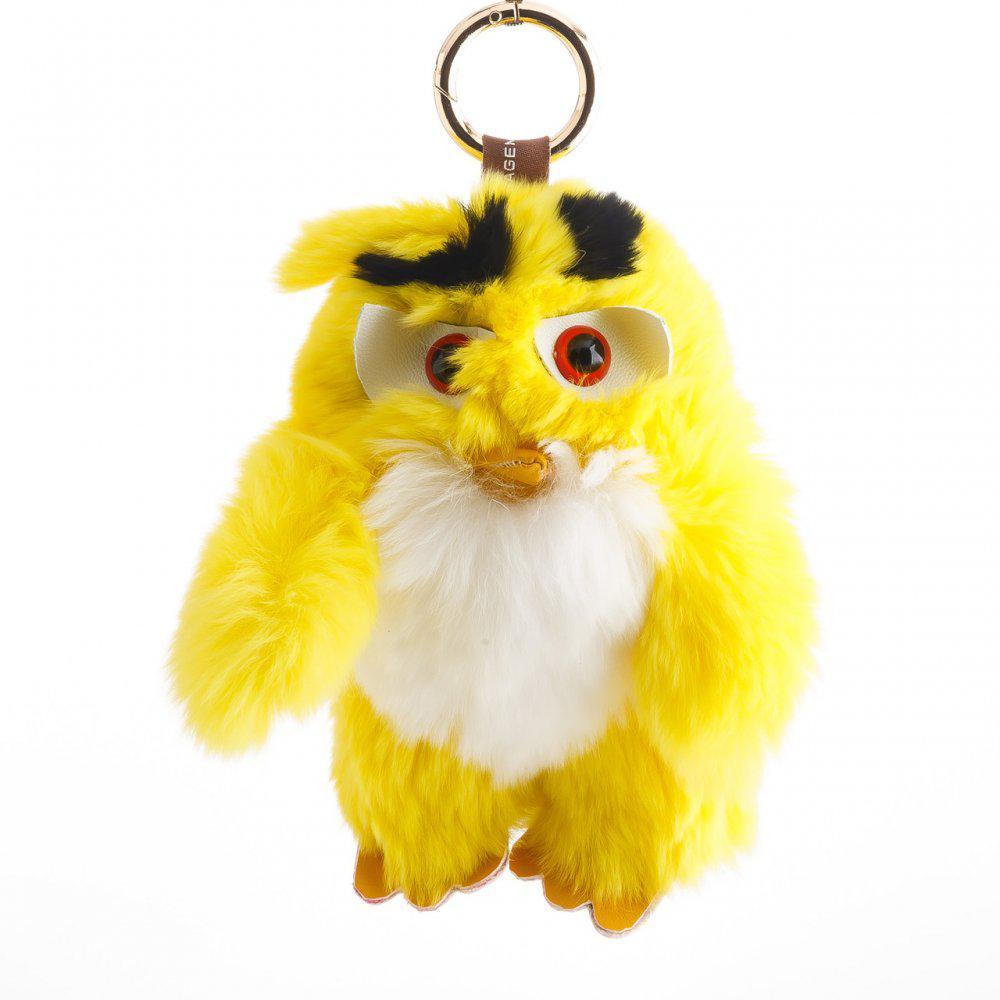 брелок детский птица нат мех желтая энгри бердс Angry Birds H 15 см купить по лучшей цене в одессе от компании оптовый интернет магазин