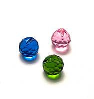 Кристалл хрустальный подвесной цветной (2CM)