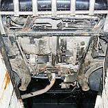 Защита картера двигателя и кпп Mercedes-Benz Vito (W638)  1996-, фото 4