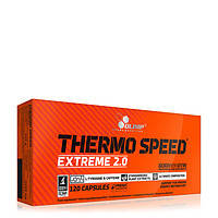 OLIMP Жиросжигатель Thermo Speed Extreme 2.0 (120 caps)